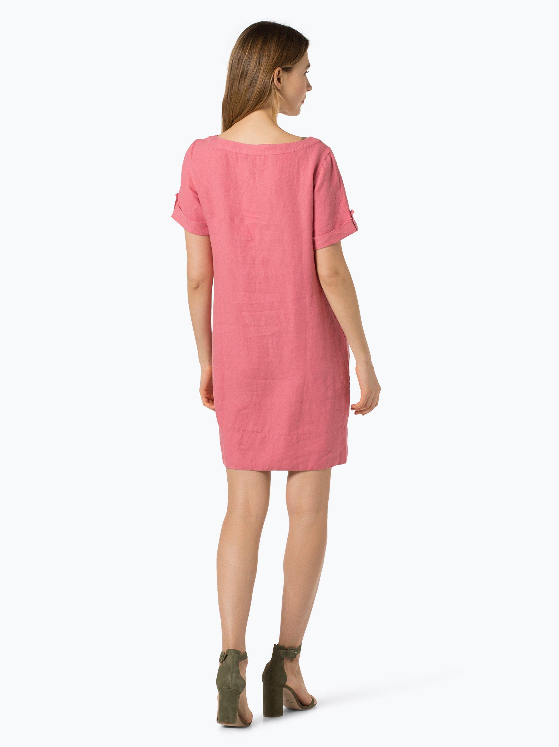 0039 Italy Damen Kleid aus Leinen online kaufen | PEEK-UND ...