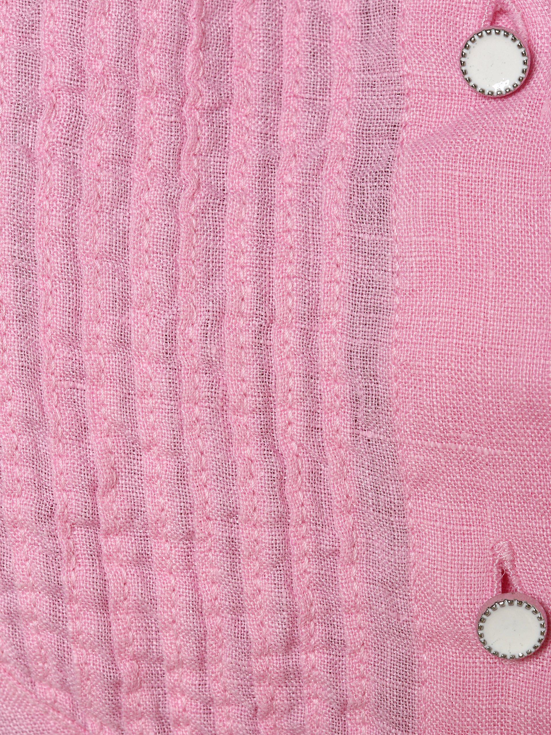 0039 Italy Damska bluzka lniana