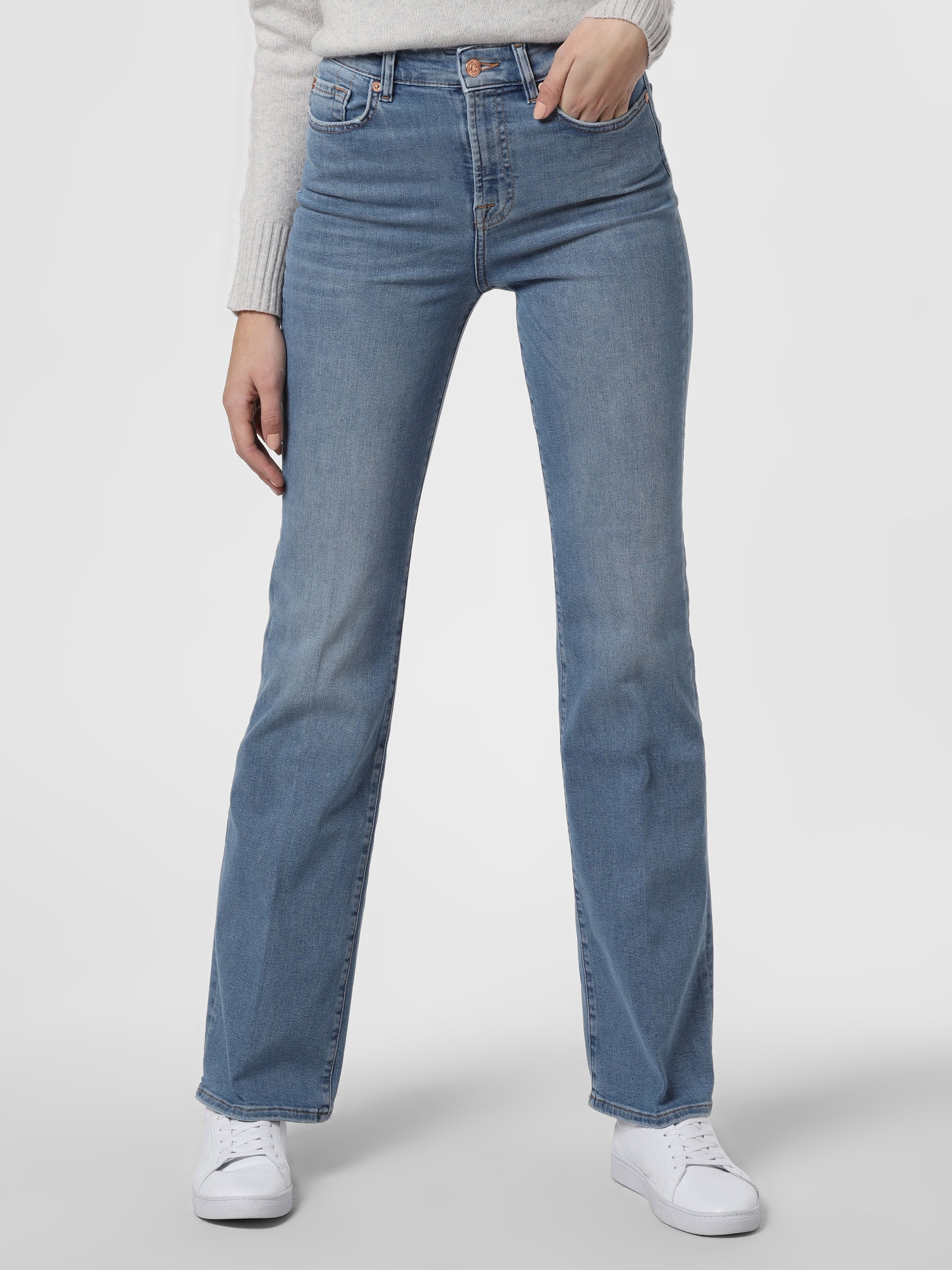 7 For All Mankind Damen Jeans - Lisha