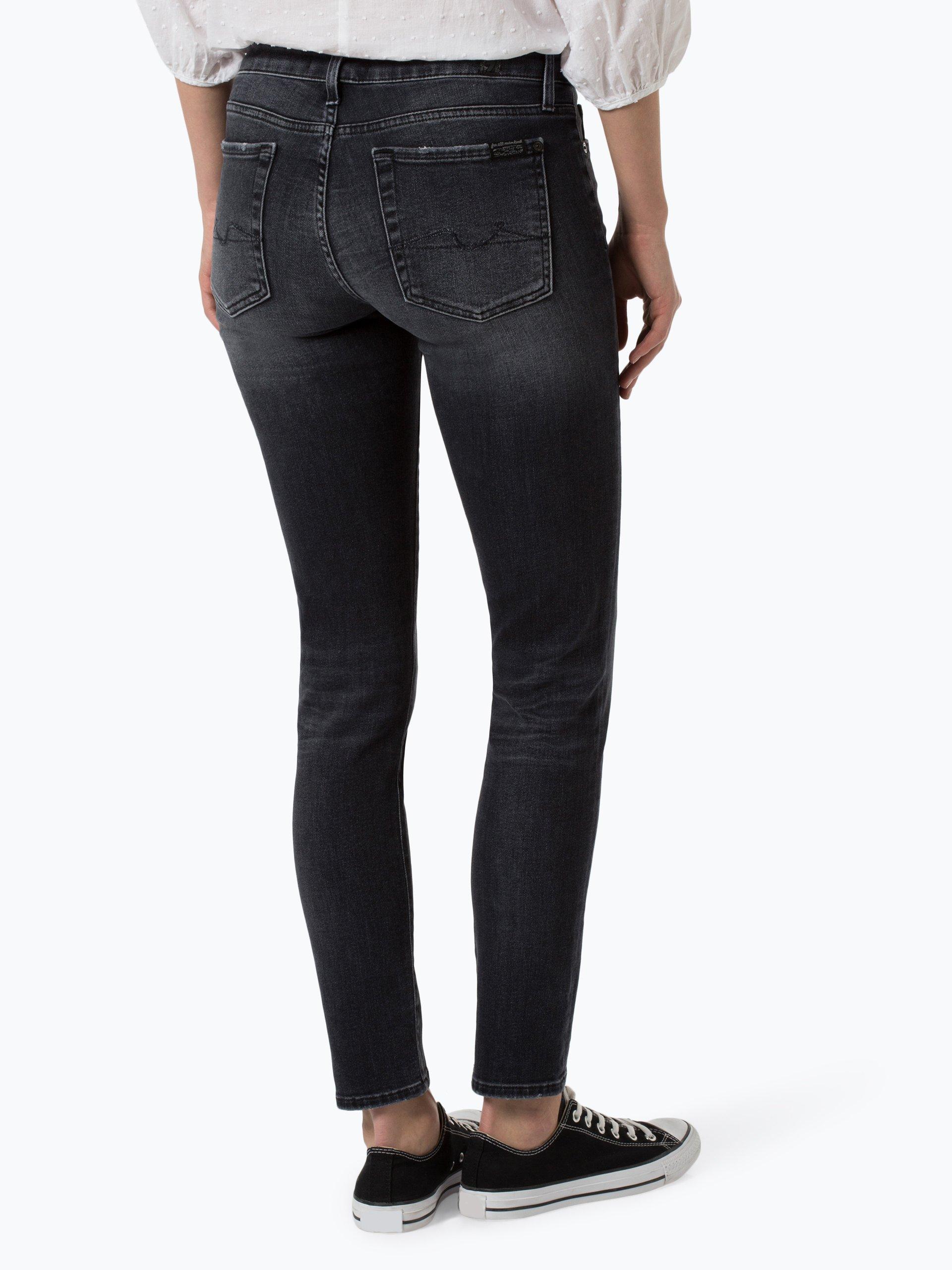 7 For All Mankind Damen Jeans - Pyper Crop
