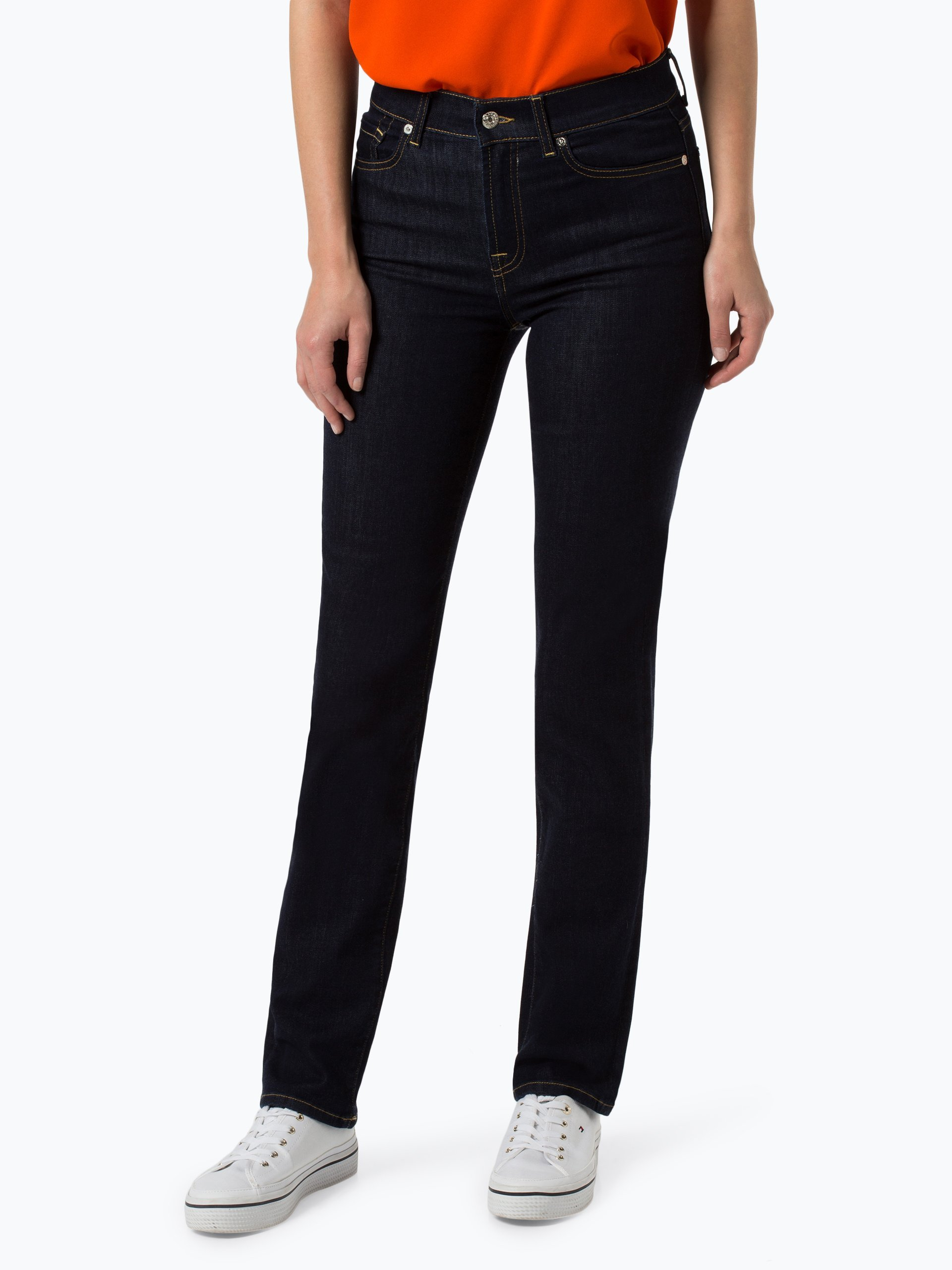 7 For All Mankind Damen Jeans - The Straight