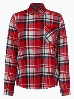 Rote   Weinrote Blusen online kaufen   VAN GRAAF e580a73b88