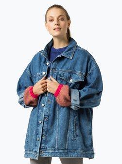 8235798fc19ef Kurtki jeansowe damskie - ponadczasowy styl | Van Graaf