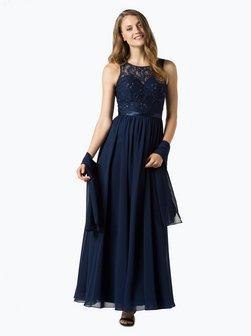 3cef303ff9 Damska sukienka wieczorowa z etolą Niente ...