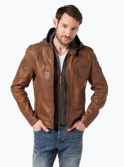 33e162734f0d1 Wybierz męską kurtkę skórzaną z oferty VanGraaf