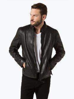 bf16604a04fb2 Wybierz męską kurtkę skórzaną z oferty VanGraaf