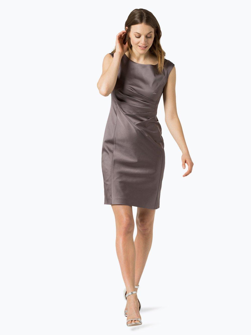 Ambiance – Damska sukienka wieczorowa, beżowy Van Graaf 106920-0011