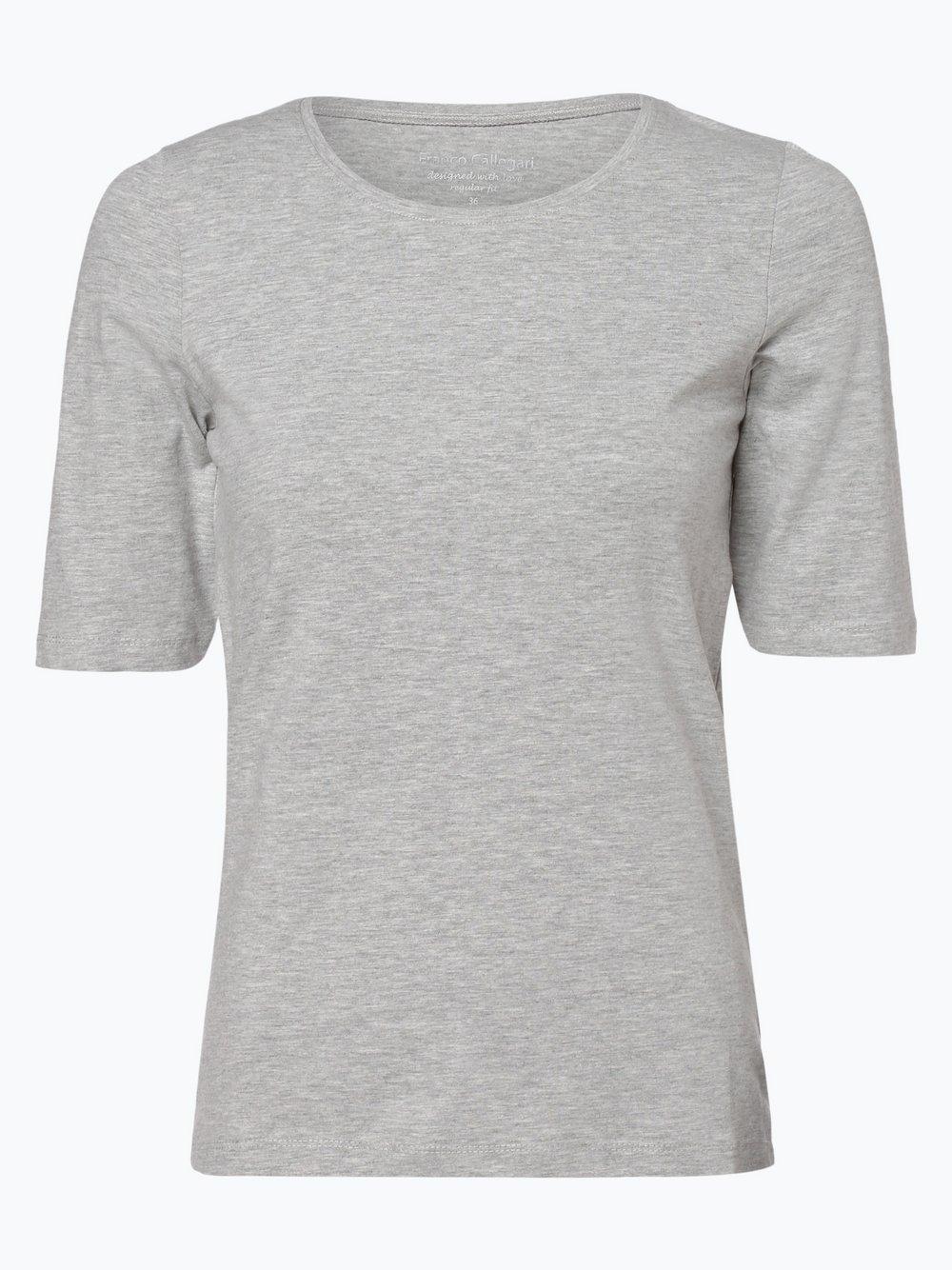 Franco Callegari - T-shirt damski, szary