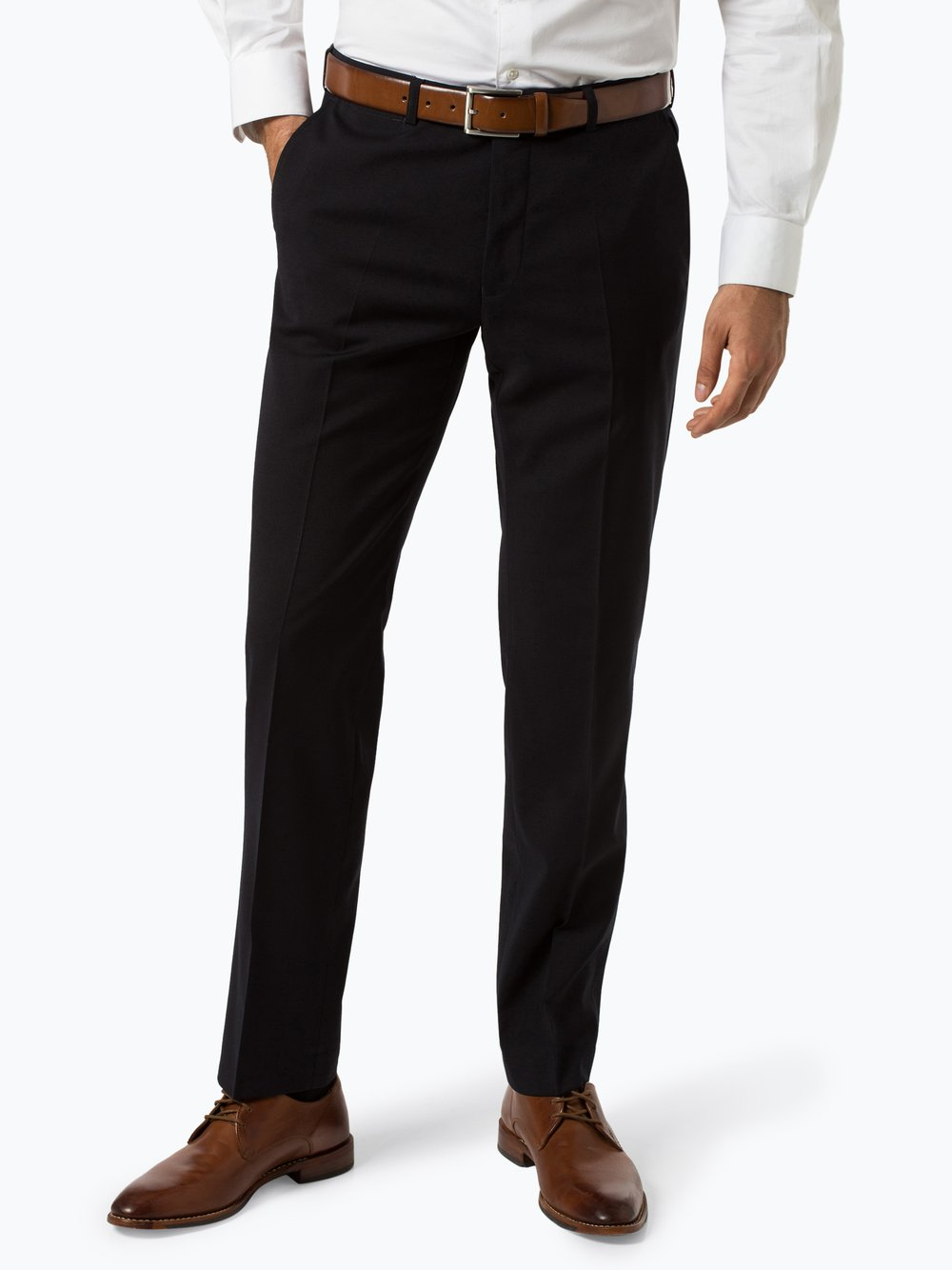 Mc Earl – Spodnie męskie, niebieski Van Graaf 216134-0003