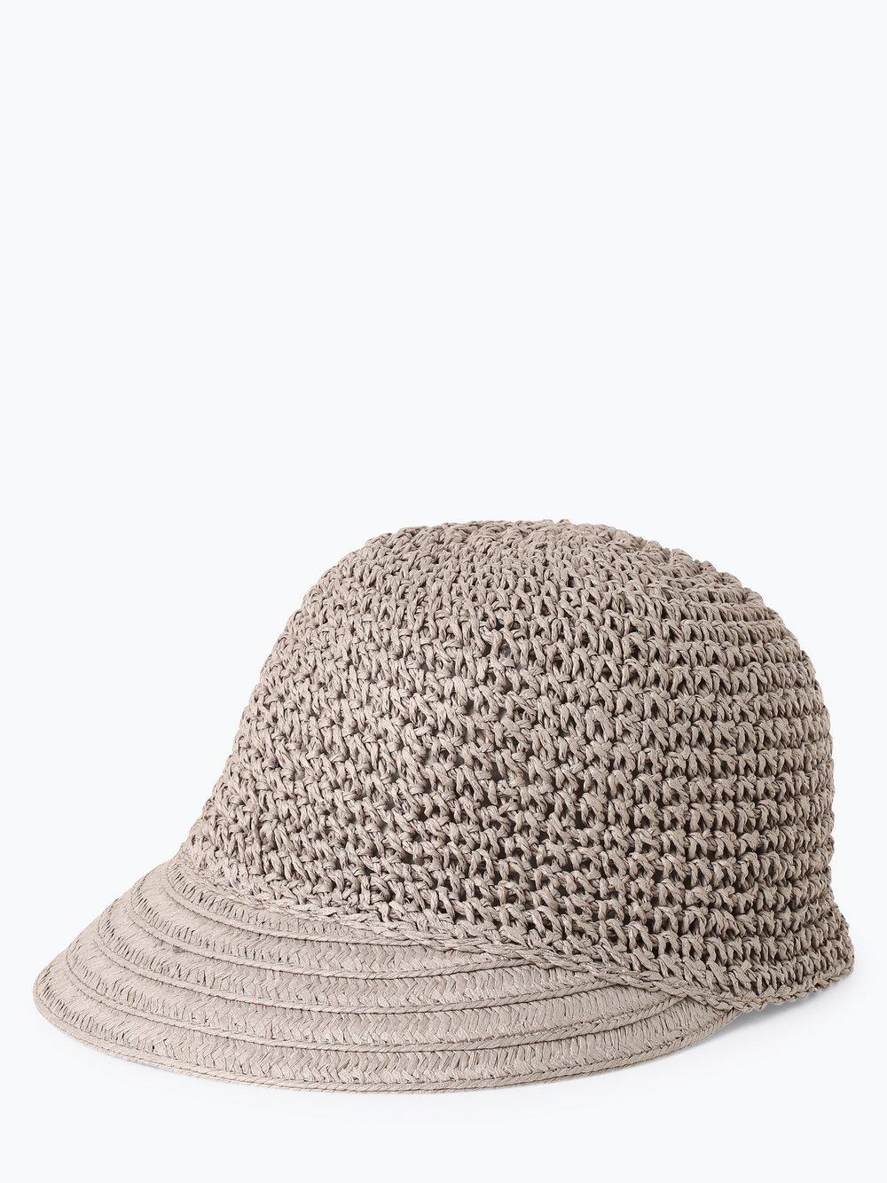 Loevenich – Damska czapka z daszkiem, szary Van Graaf 277859-0014-00000
