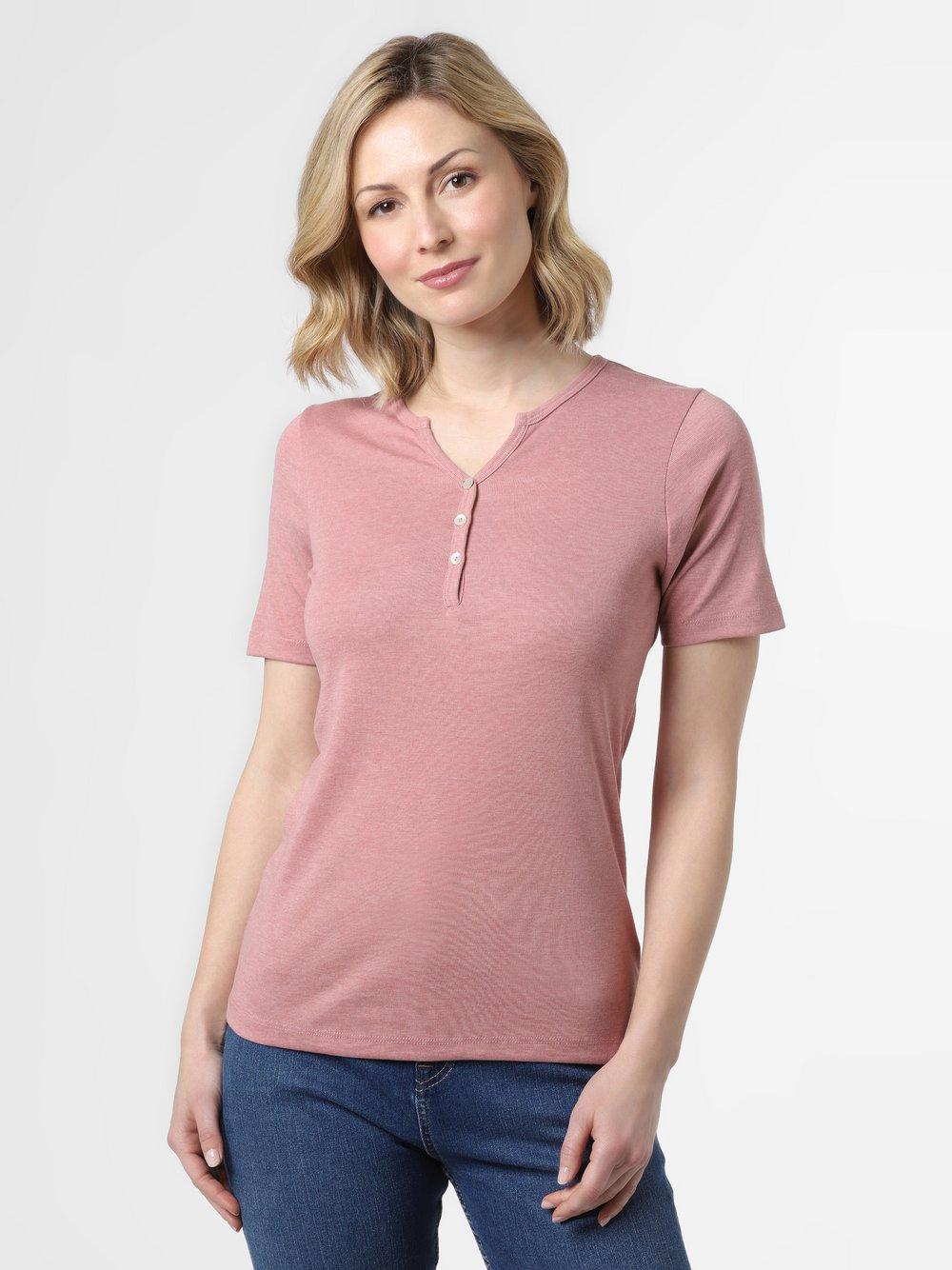 brookshire - T-shirt damski, różowy