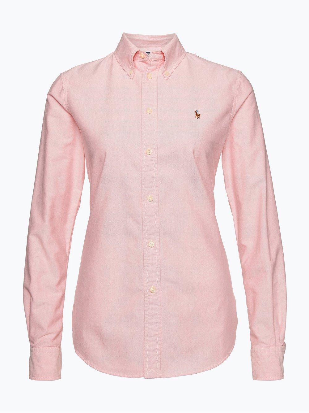 Polo Ralph Lauren - Bluzka damska, różowy