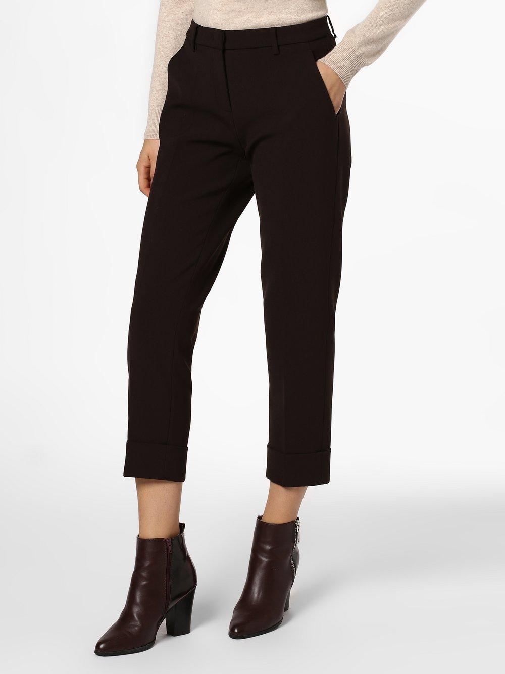 Cambio - Spodnie damskie – Krystal, brązowy