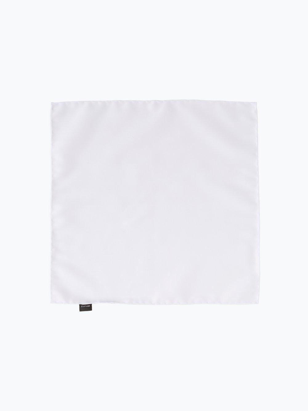 OLYMP Luxor modern Fit – Poszetka męska, biały Van Graaf 299578-0003-00000