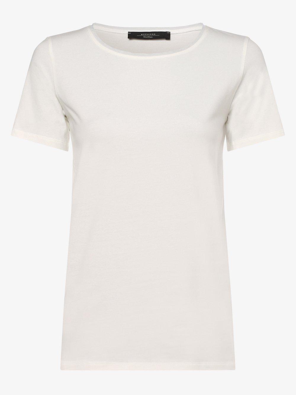 Weekend Max Mara - Koszulka damska, beżowy