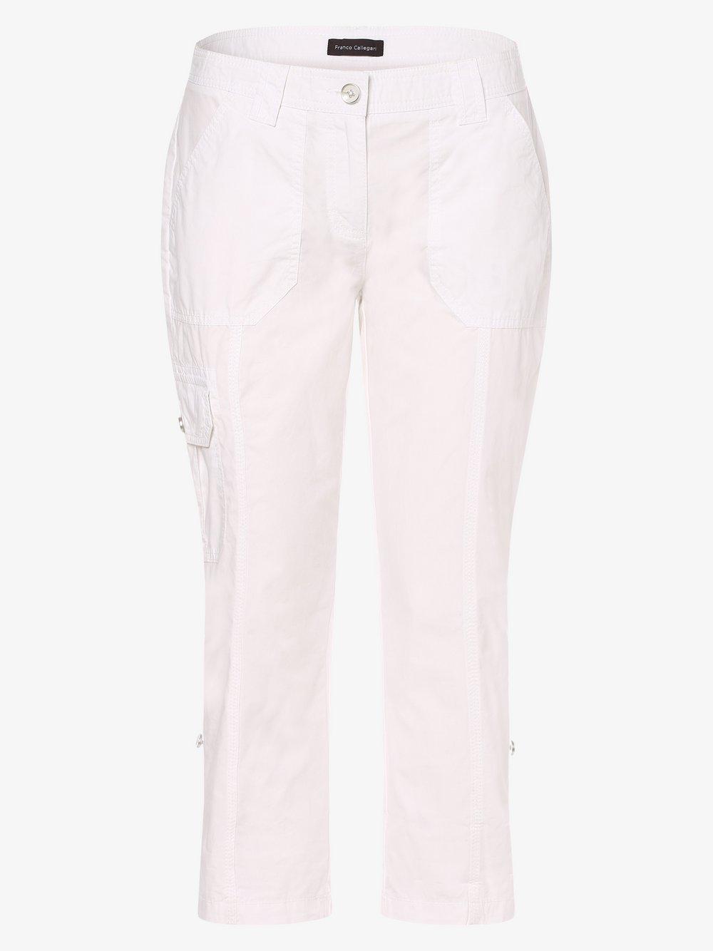 Franco Callegari - Spodnie damskie, biały
