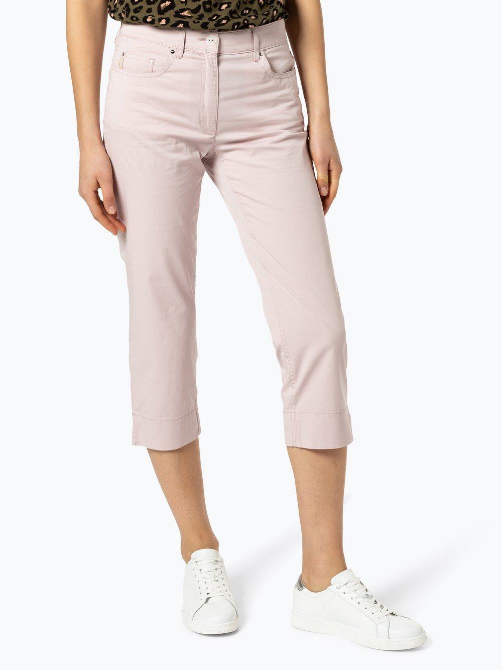 Zerres – Spodnie damskie, różowy Van Graaf 333235-0008-00360