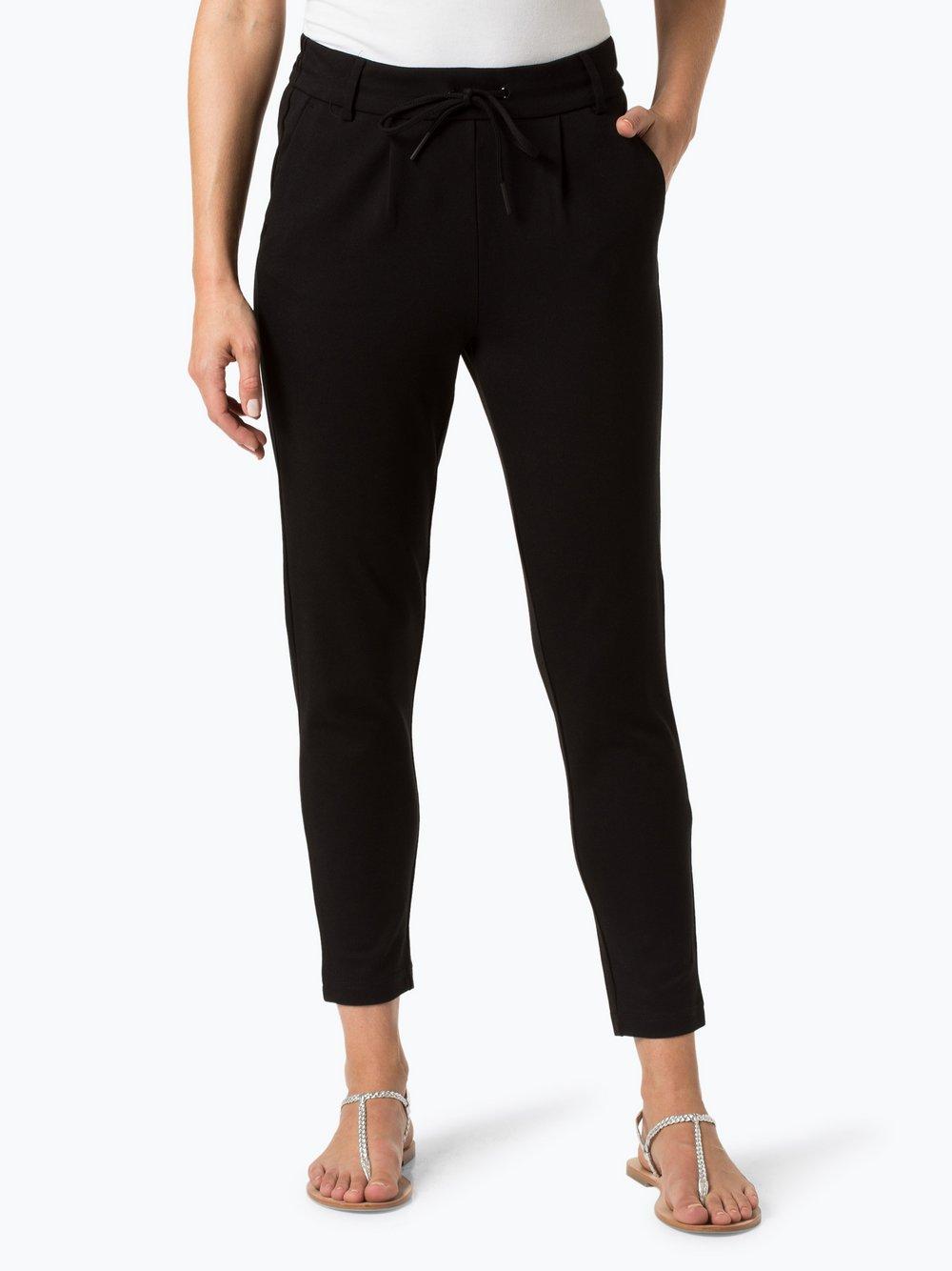 ONLY - Spodnie damskie – Poptrash Easy, czarny