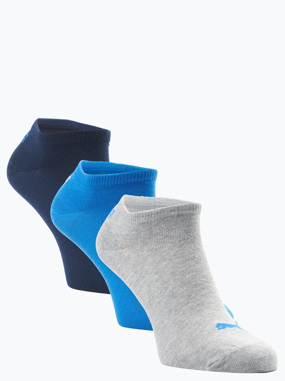 Puma - Męskie skarpety do obuwia sportowego pakowane po 3 szt., niebieski