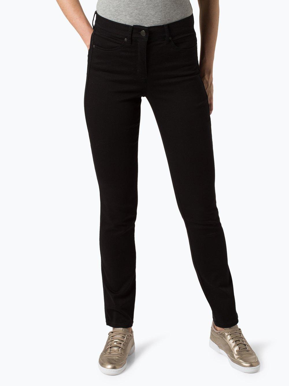 TONI – Spodnie damskie, czarny Van Graaf 352674-0002-00210