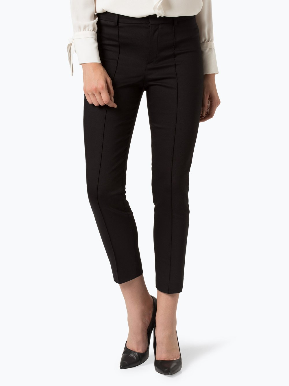 Drykorn - Spodnie damskie – Act, czarny