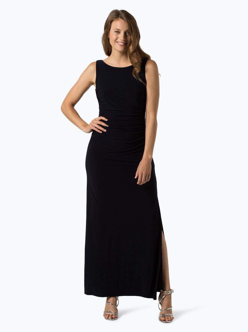 Ambiance – Damska sukienka wieczorowa, niebieski Van Graaf 371627-0003-00380