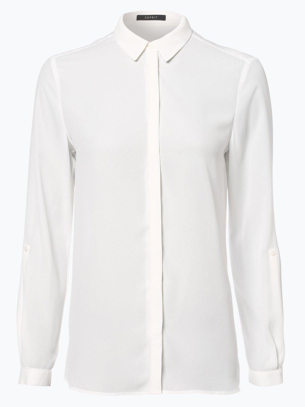 Esprit Collection – Bluzka damska, beżowy Van Graaf 384353-0001