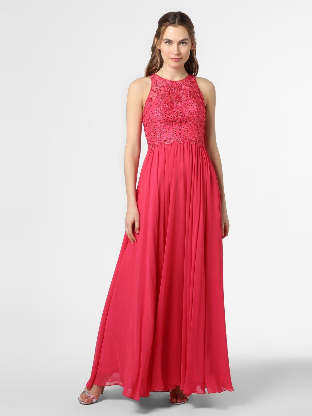 Laona – Damska sukienka wieczorowa, różowy Van Graaf 386277-0011-00380
