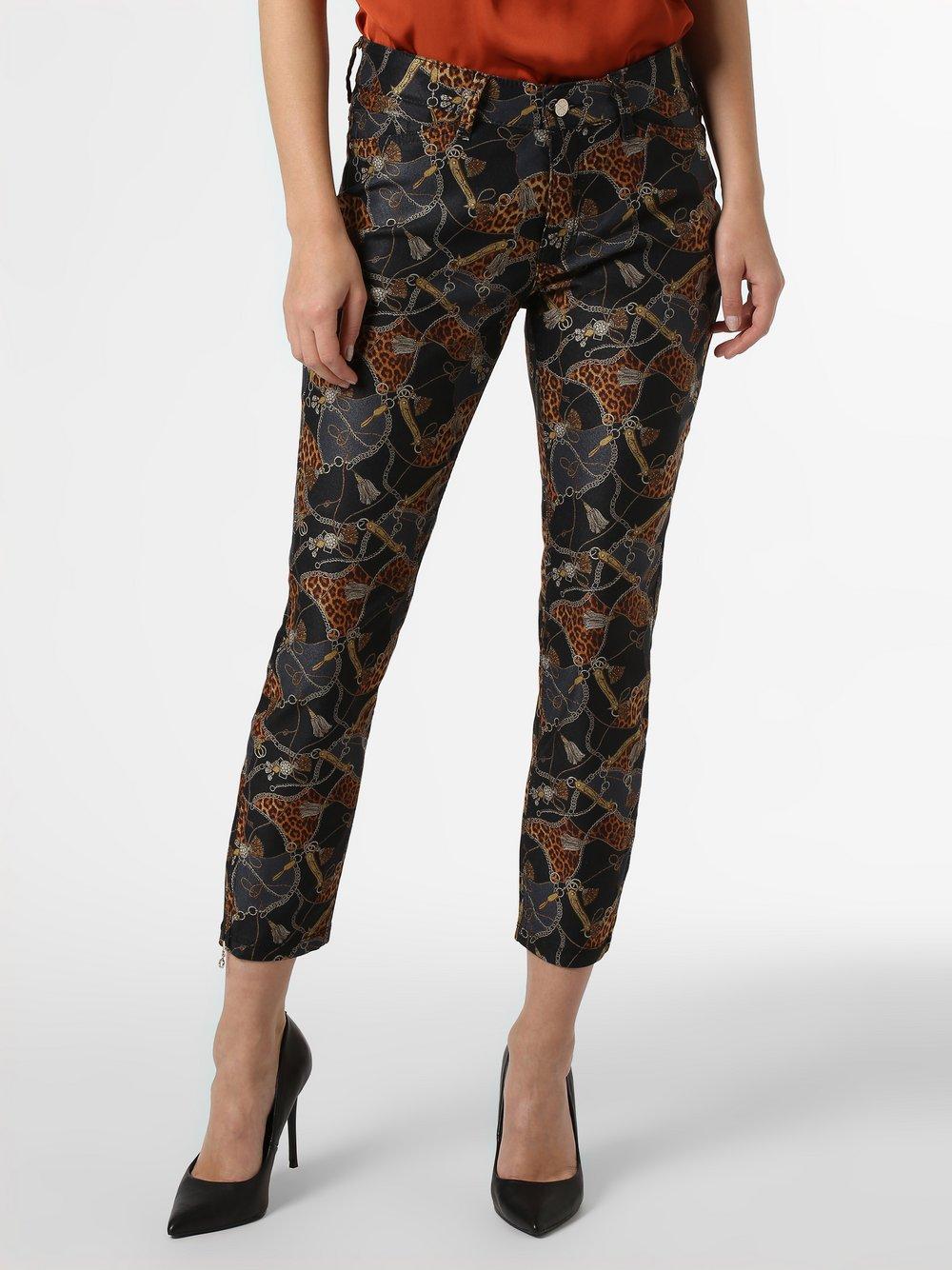 MAC - Spodnie damskie – Dream Chic, czarny