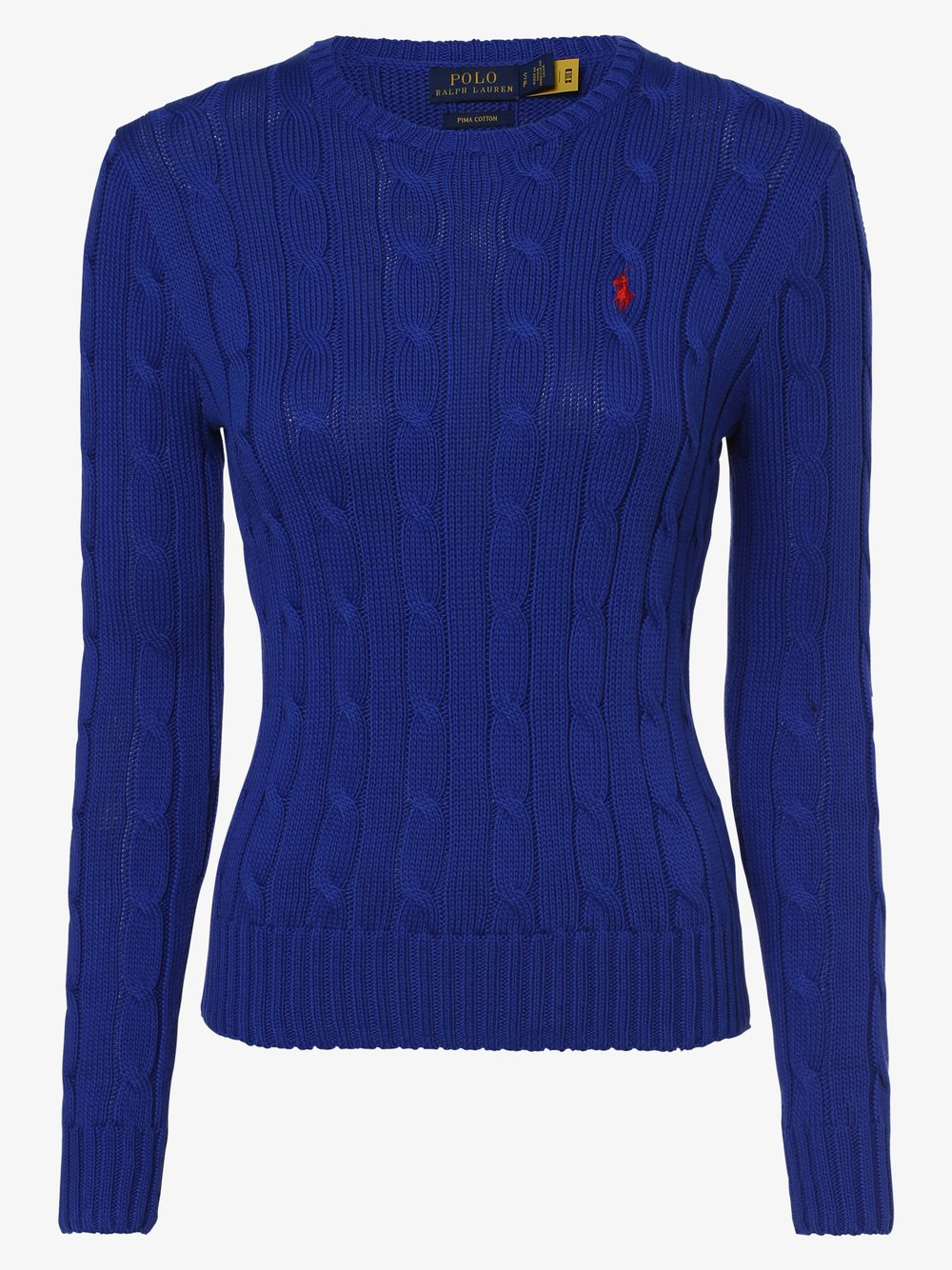Polo Ralph Lauren - Sweter damski, niebieski