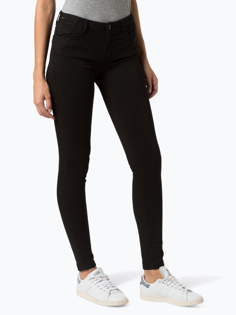 ONLY - Spodnie damskie – Carmen, czarny