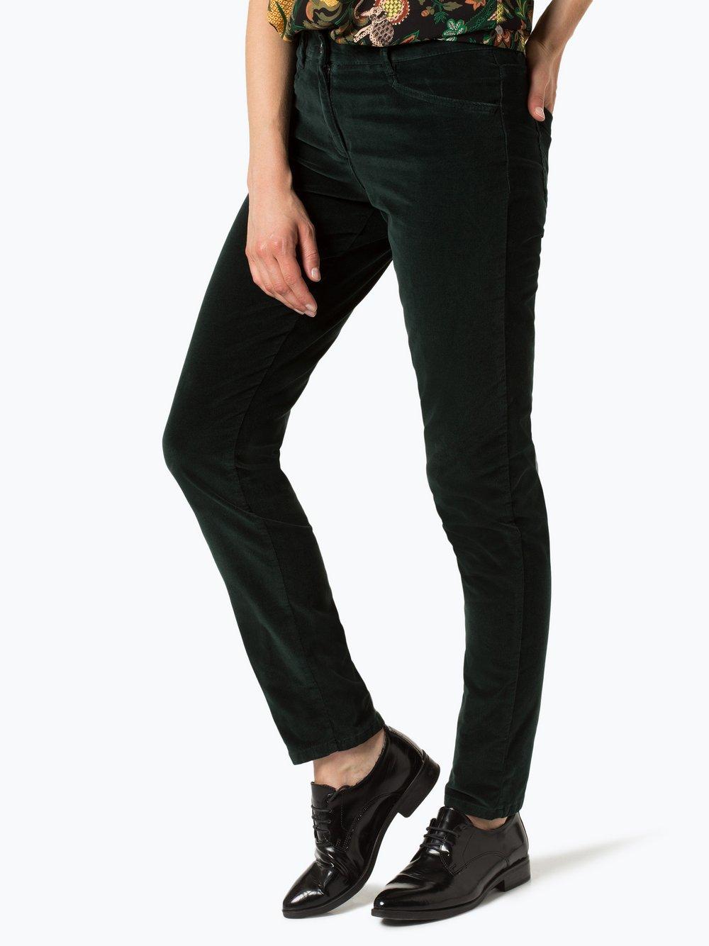 BRAX - Spodnie damskie – Shakira, zielony