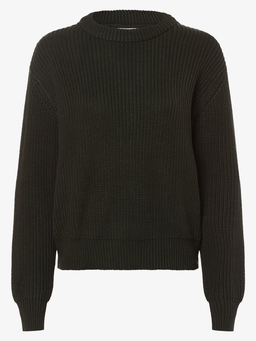 Minimum – Sweter damski – Mikala, zielony Van Graaf 405237-0003-09940