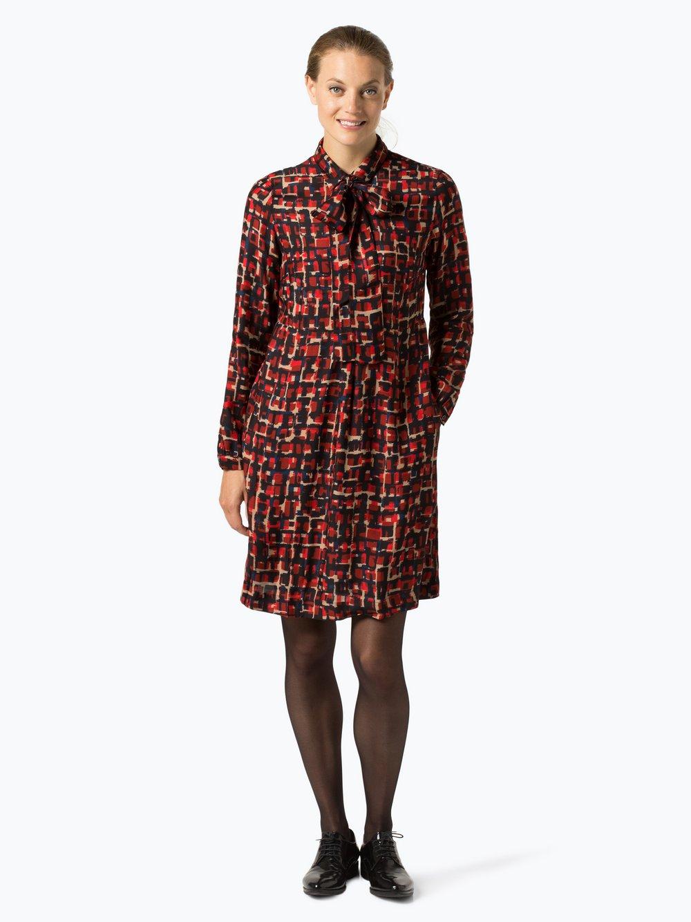 Obraz przedstawiający 0039 Italy - Sukienka damska, czarny