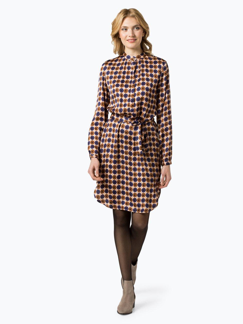 Obraz przedstawiający 0039 Italy - Sukienka damska – Leonora, lila