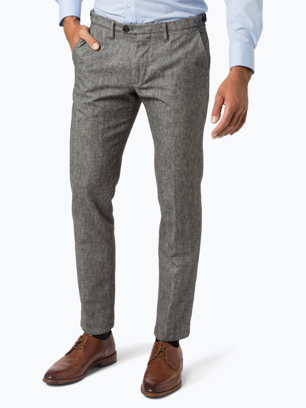 Drykorn - Spodnie męskie – Kill, szary