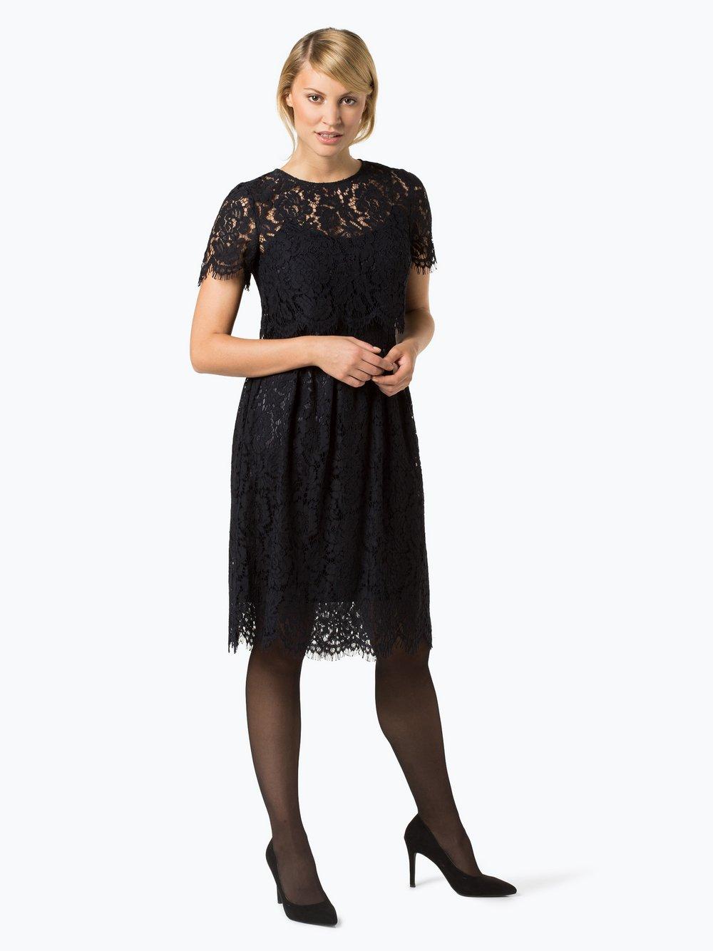 Apart – Sukienka damska, niebieski Van Graaf 409510-0001-00400