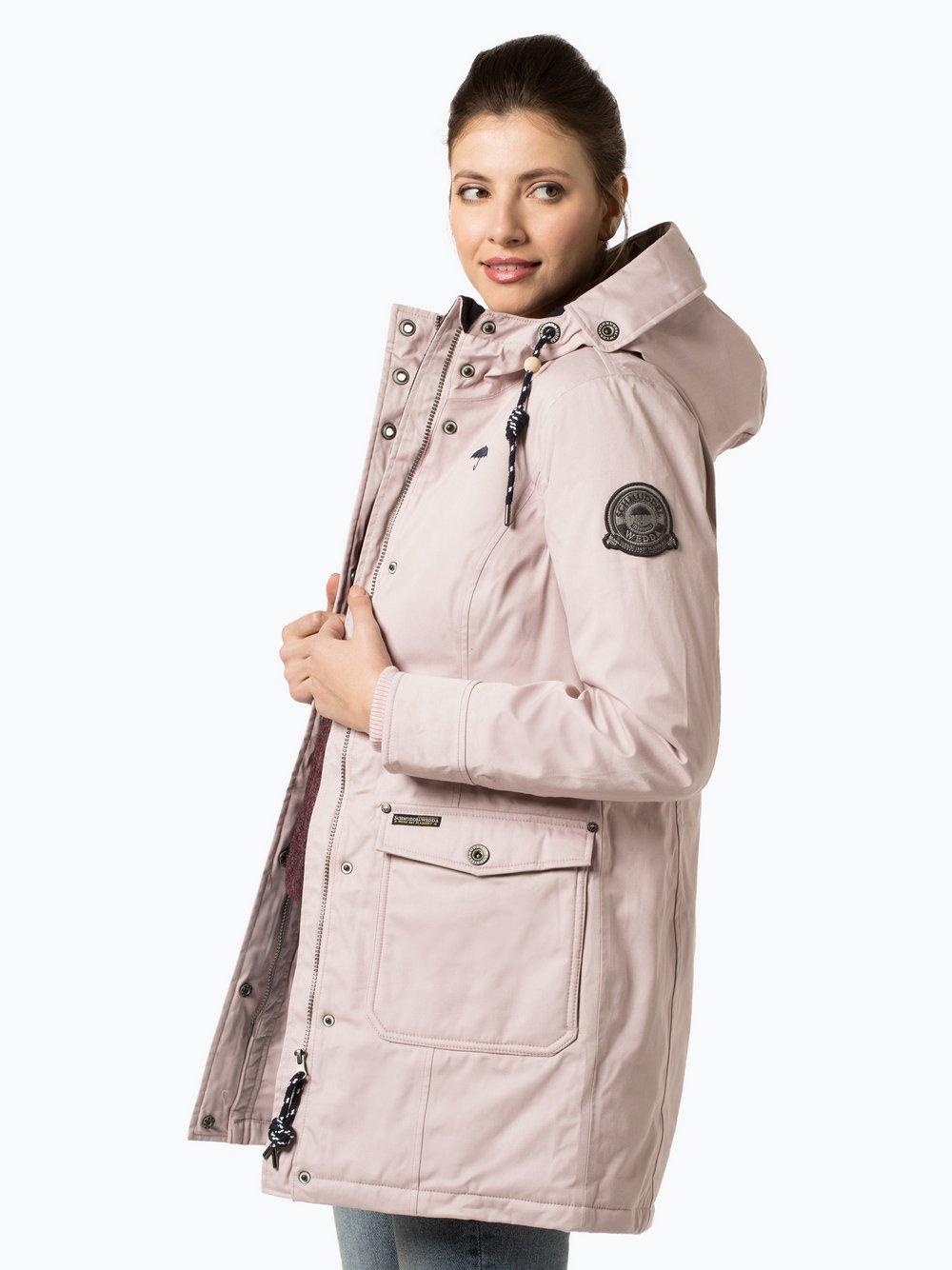 Schmuddelwedda - Damska kurtka funkcyjna, różowy