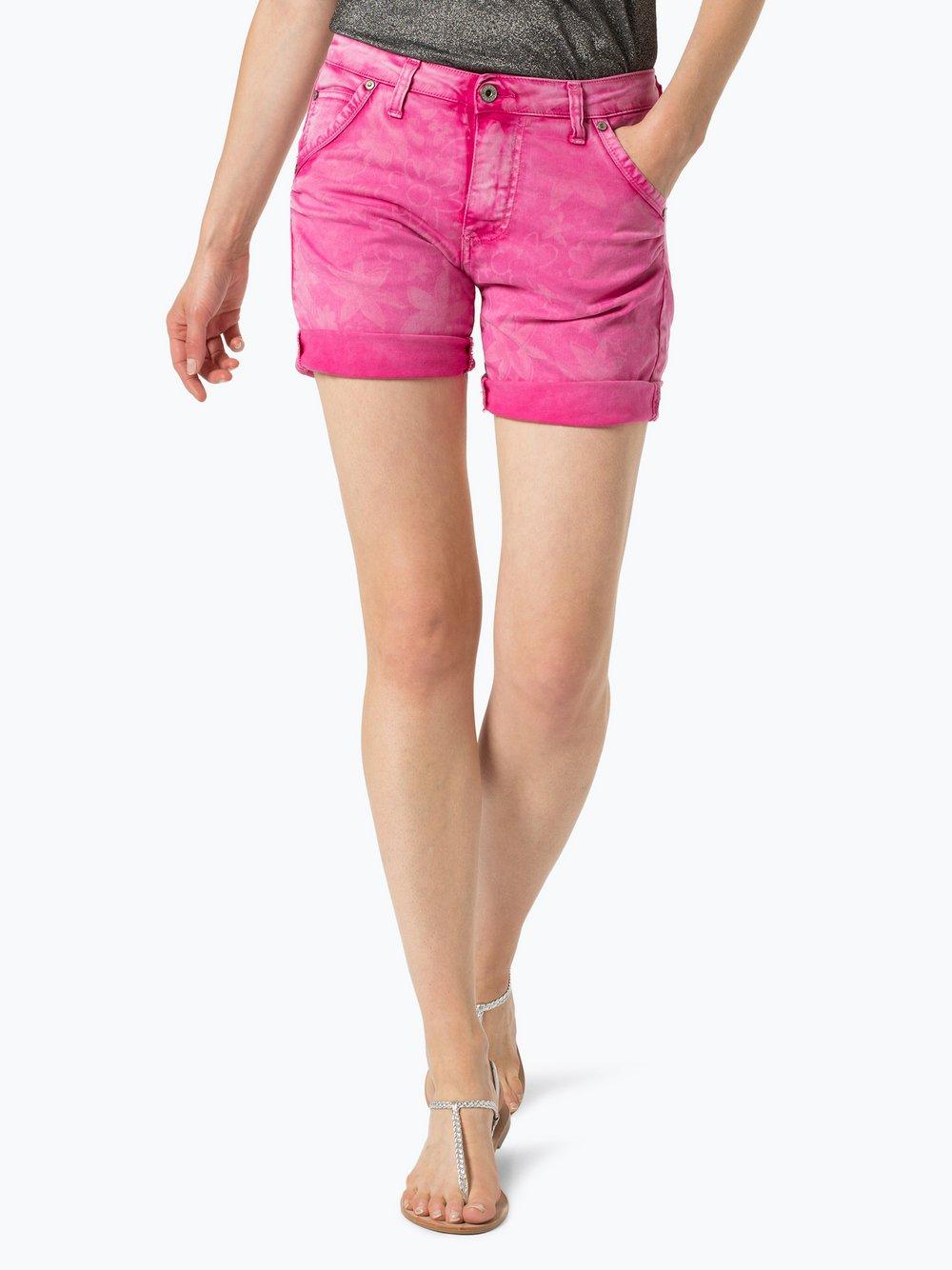 65cc6ee93cf1 Please - Damskie krótkie spodenki jeansowe