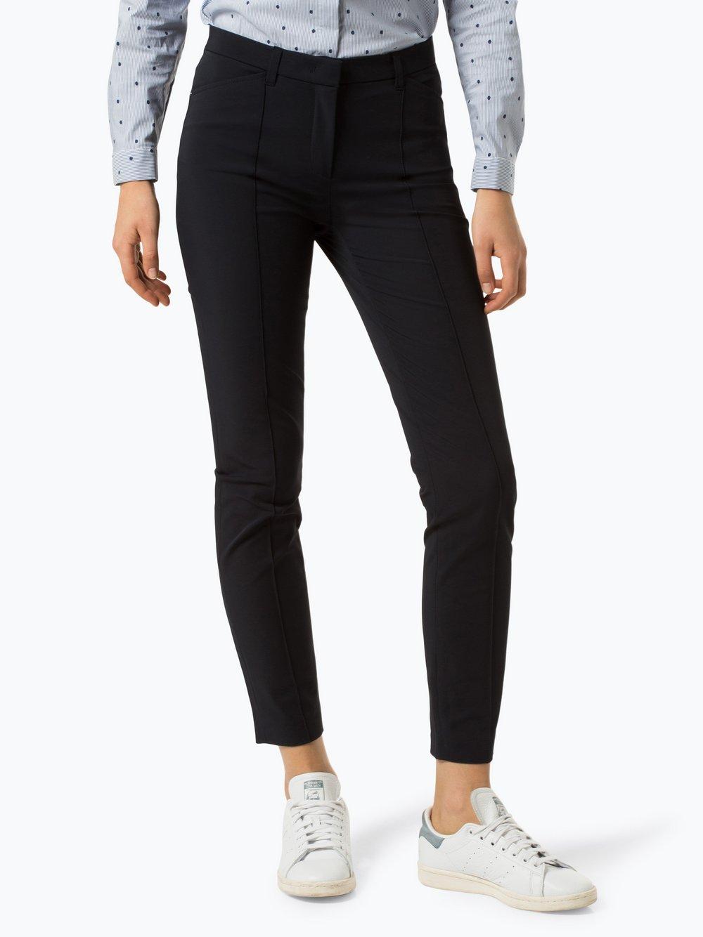 RAFFAELLO ROSSI – Spodnie damskie – Anina, niebieski Van Graaf 414282-0003