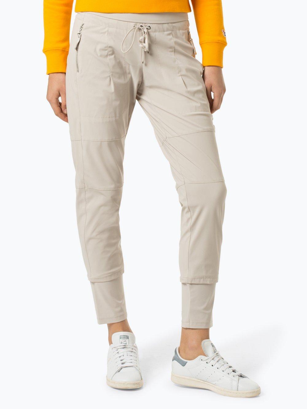 RAFFAELLO ROSSI - Spodnie damskie – Candy, beżowy