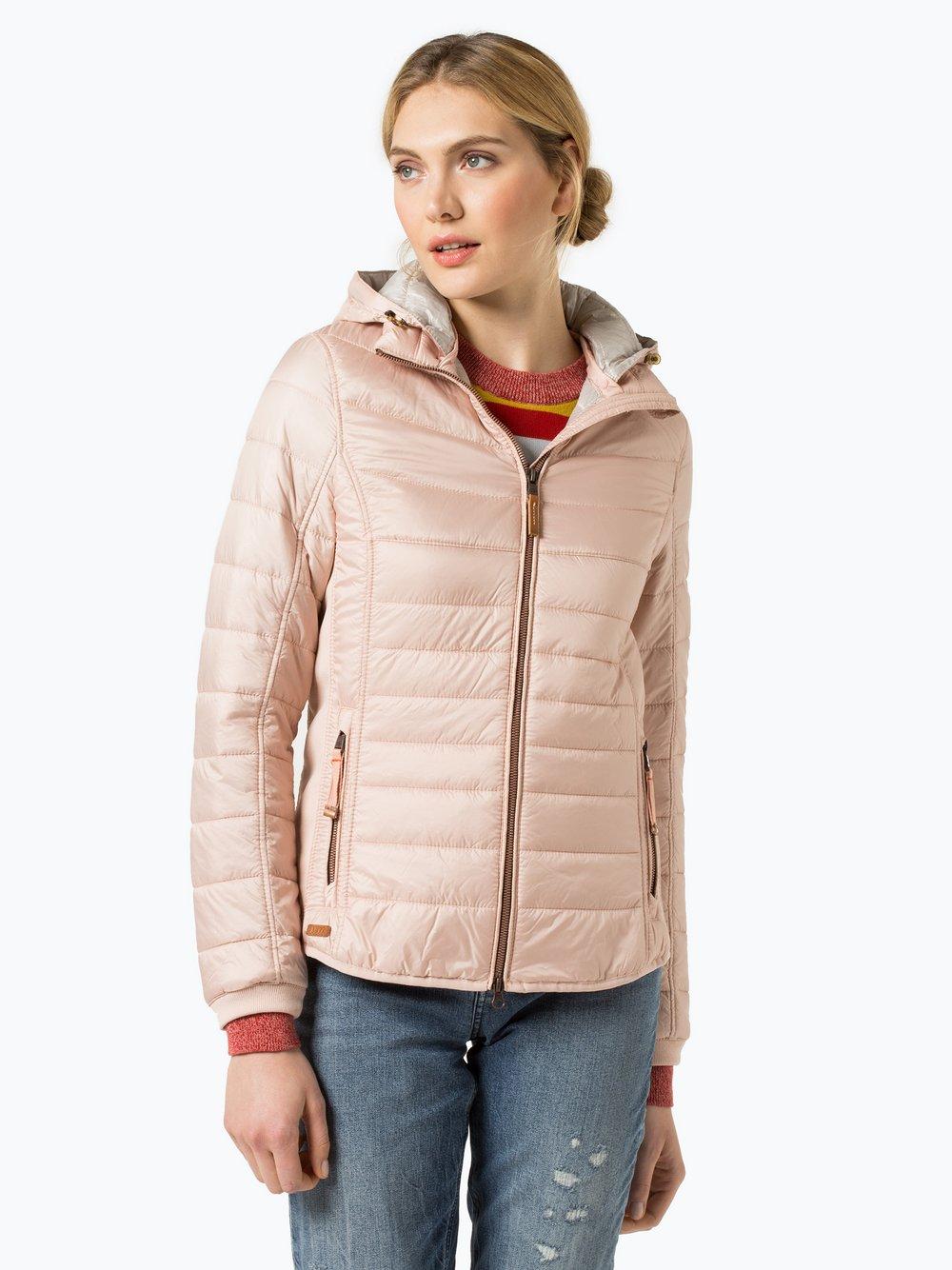 Camel Active – Damska kurtka pikowana, różowy Van Graaf 415743-0001-00440