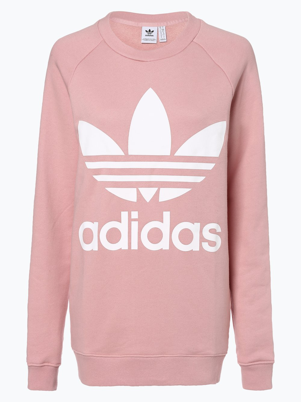 Obraz przedstawiający adidas Originals - Damska bluza nierozpinana, różowy