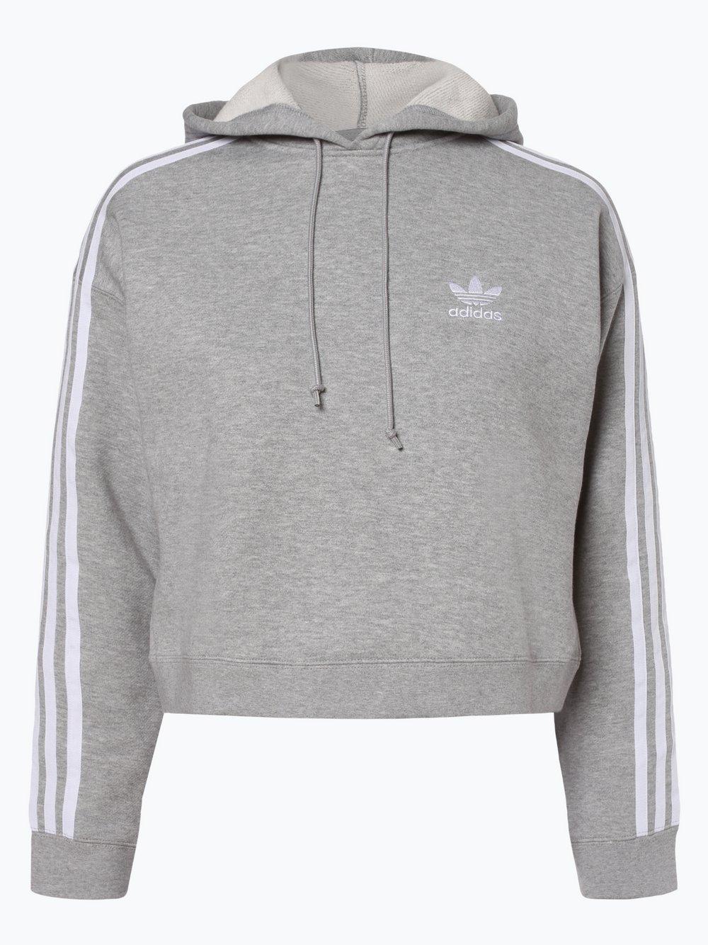 Obraz przedstawiający adidas Originals - Damska bluza nierozpinana, szary