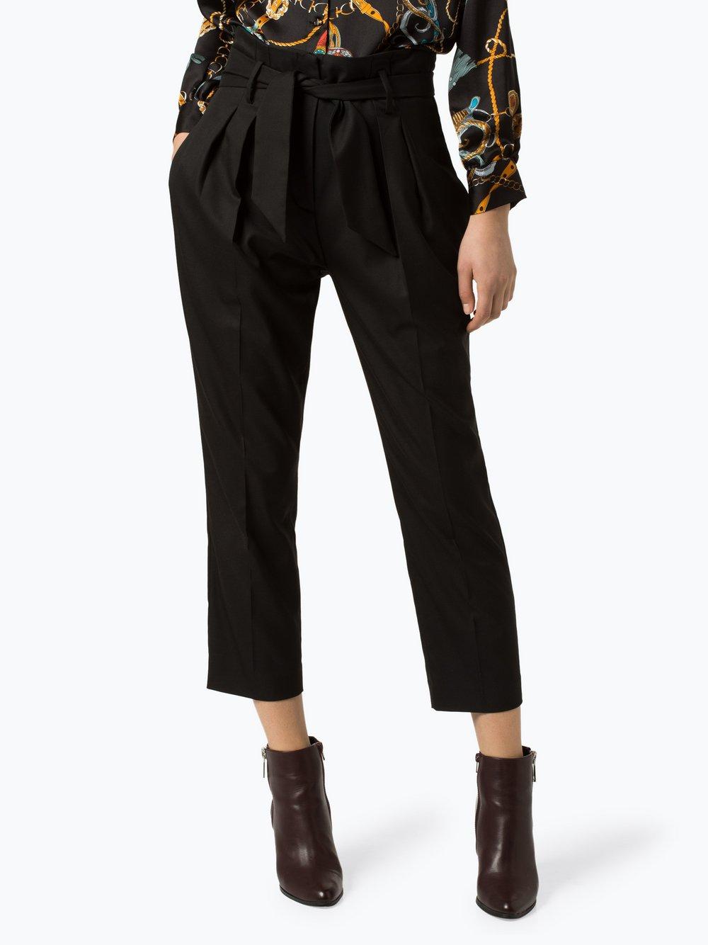 iheart – Spodnie damskie, czarny Van Graaf 418261-0001