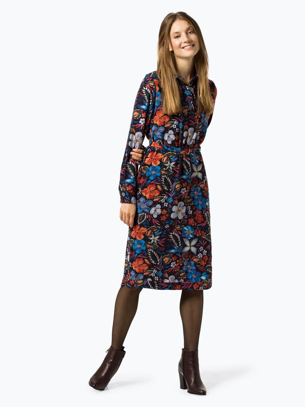 Essentiel Antwerp - Sukienka damska, niebieski