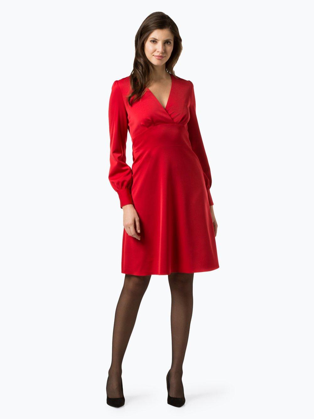 Marc Cain Additions - Sukienka damska, czerwony
