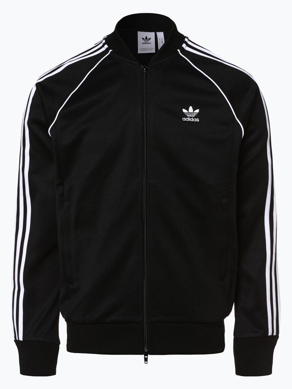 Obraz przedstawiający adidas Originals - Damska bluza rozpinana, czarny