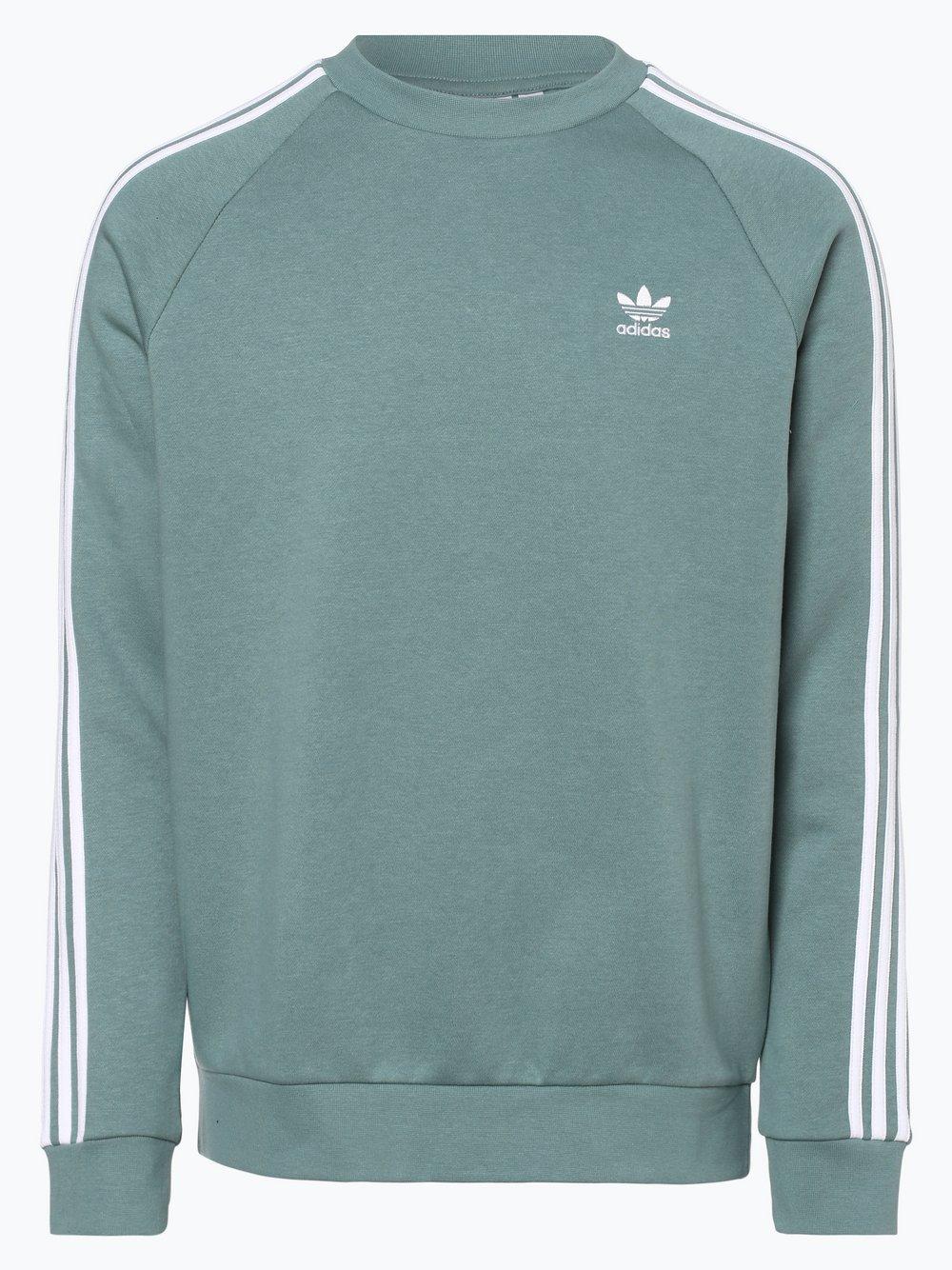 Obraz przedstawiający adidas Originals - Męska bluza nierozpinana, zielony