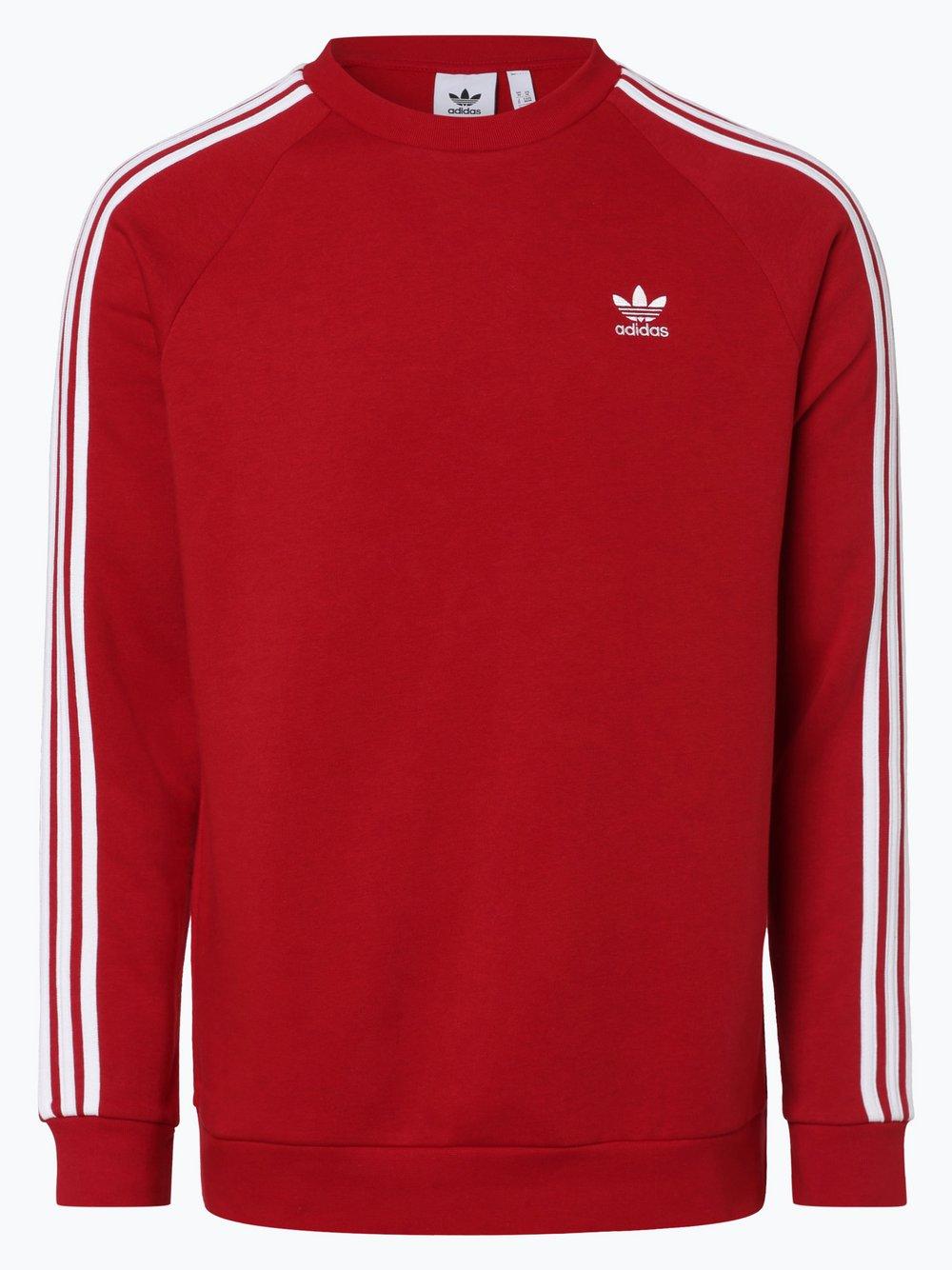 Obraz przedstawiający adidas Originals - Męska bluza nierozpinana, czerwony